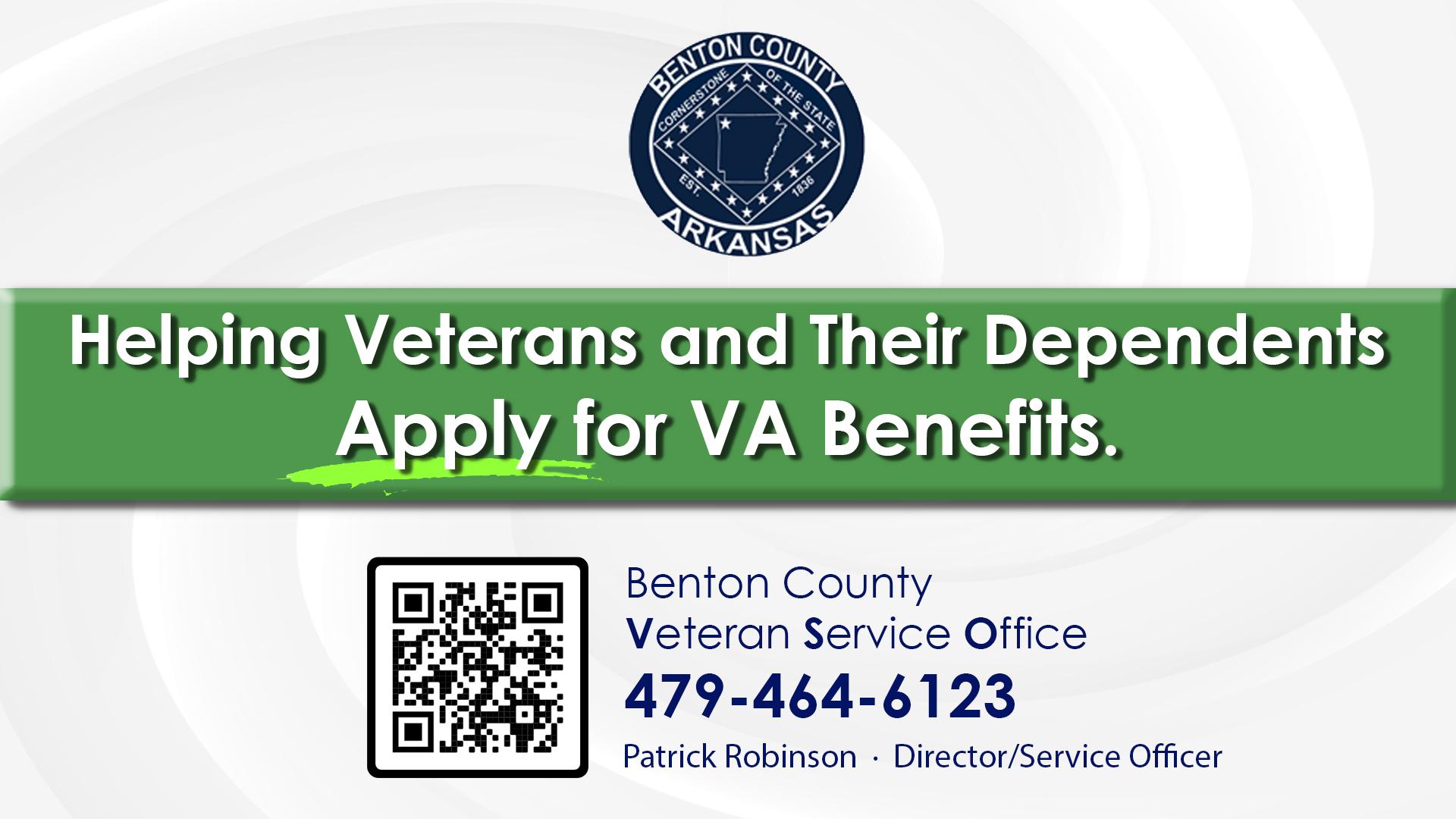 Veteran services - Benton