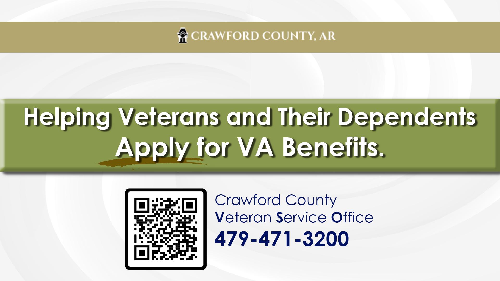 Veteran services - Crawford
