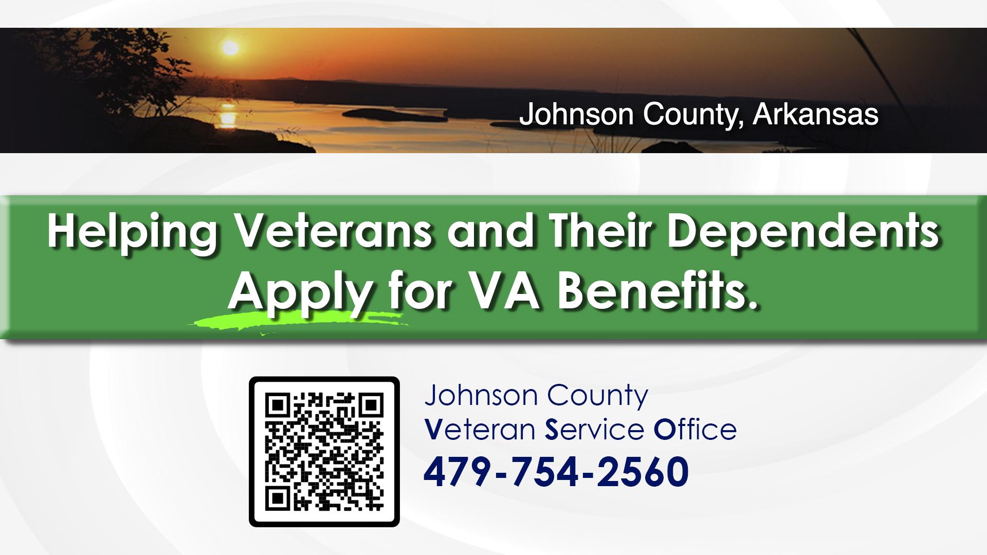 Veteran services - Johnson