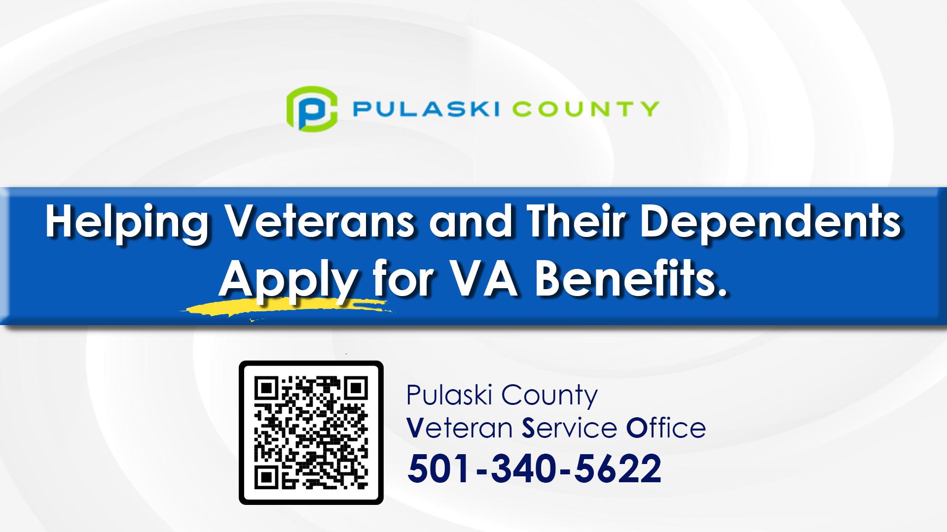 Veteran services - Pulaski
