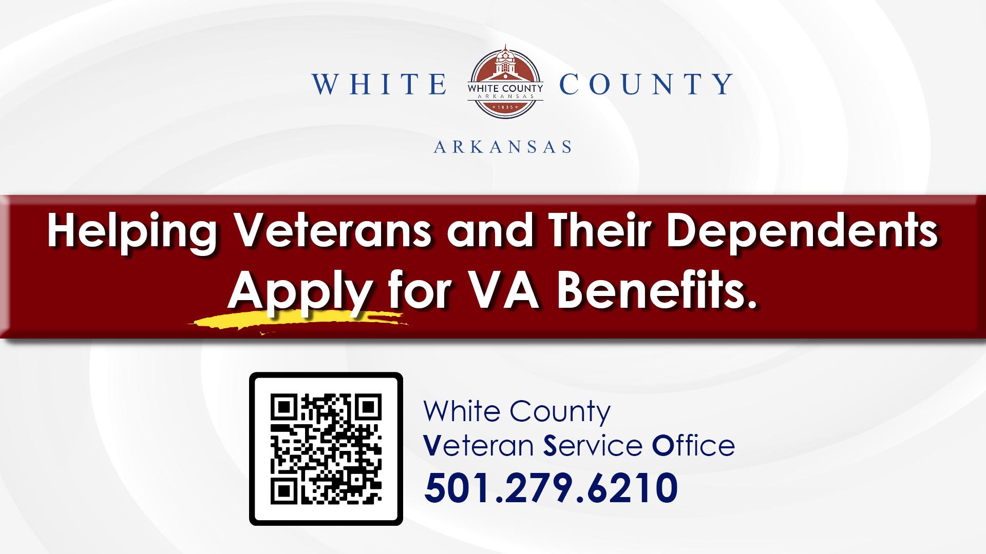 Veteran services - White